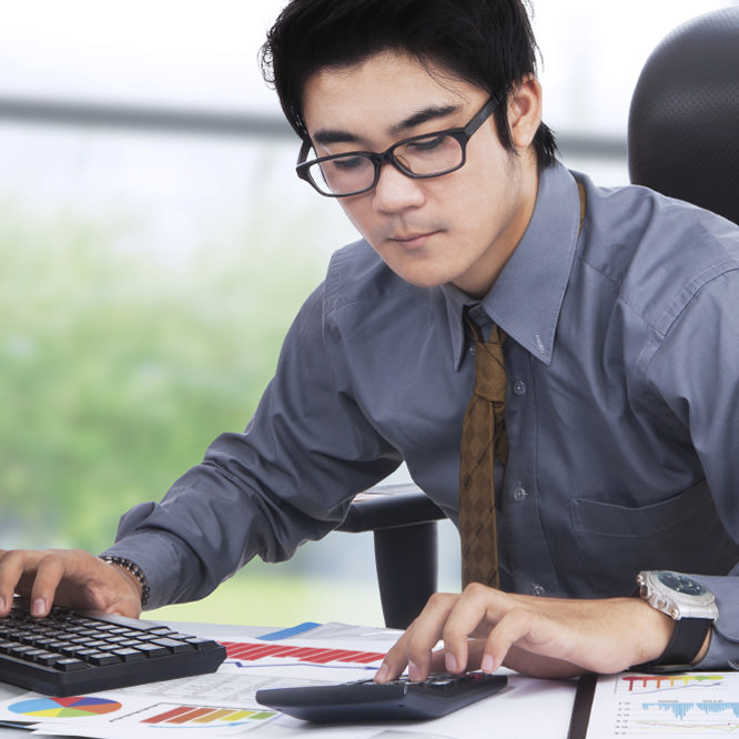 financier et administratif